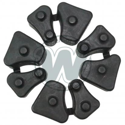 Picture of Cush Drive Rubber Set as Honda 06410-MCS-G00