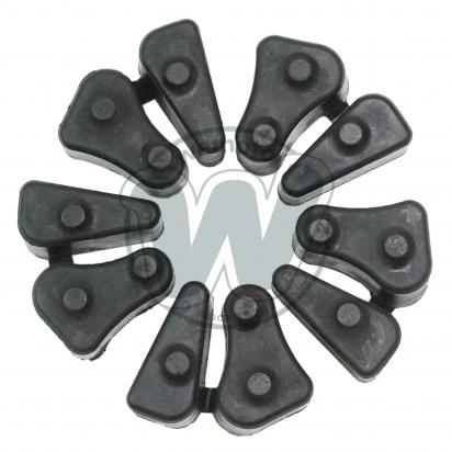 Picture of Cush Drive Rubber Set 06410-MEJ-670