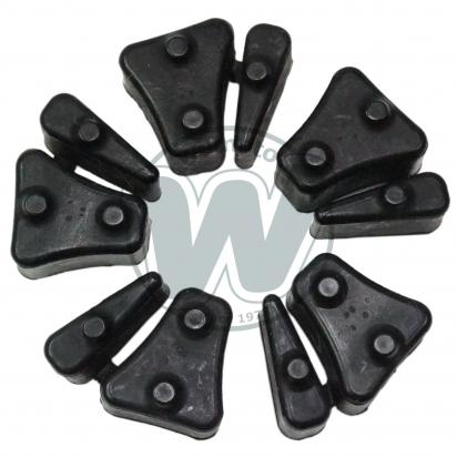 Picture of Cush Drive Rubbers Honda as 06410-MER-D00