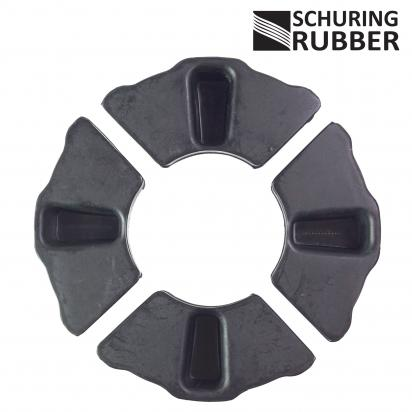 Picture of Cush Drive Rubber Set - Yamaha YZF-R125 3C1-F5364-00