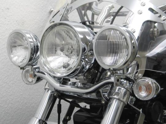 Picture of Lightbar for Additional Headlights Triumph Thunderbird