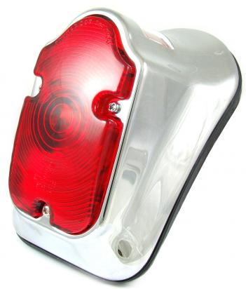 Picture of Taillight Complete Custom Tombstone Style