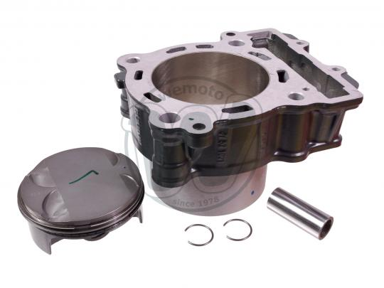 Picture of Barrel and Piston - Assembly