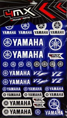 Picture of Sticker Kit - Yamaha ( 1 SHEET )