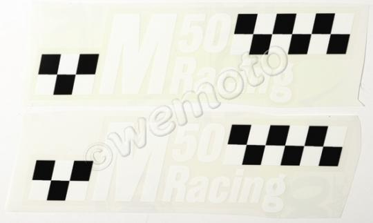 Picture of Decal Sidepanel Puch M50 Sport
