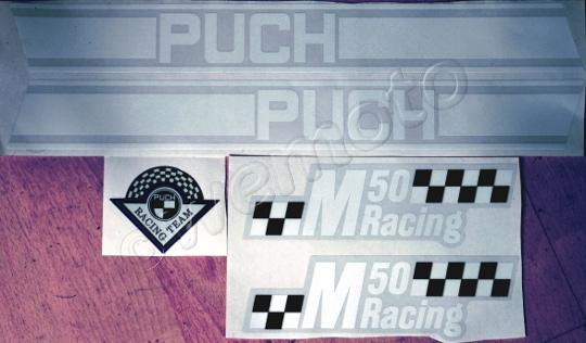 Decal Set Puch M50
