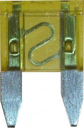 Picture of Fuse 20 Amp - Mini Blade