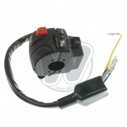 Picture of Handlebar Switchgear Left Hand High + Low Beam + Pass + Horn + Indicators