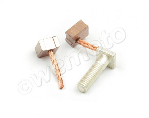 Picture of Starter Motor Carbon Brush Terminal Set