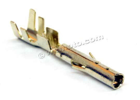 Picture of Electrical Connector Bullet - 2.00mm Female Solder