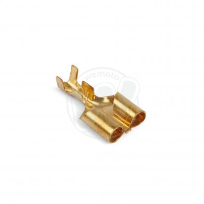Picture of Electrical Connector Double Bullet - 3.96mm Female Solder