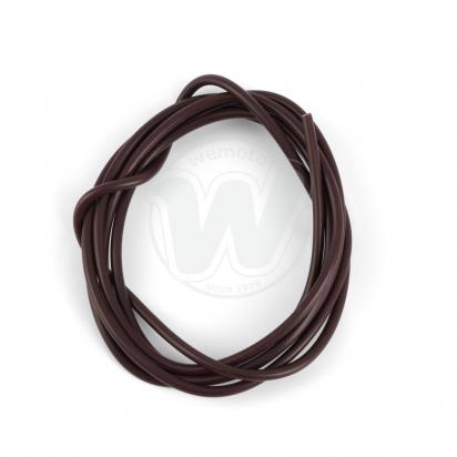 Picture of Electrical Cable Single - 6 Amp  - Brown 1 Meter