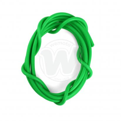Picture of Electrical Cable Single - 6 Amp  - Green 1 Meter