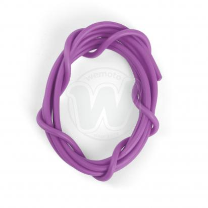 Picture of Electrical Cable Single - 6 Amp  - Purple 1 Meter
