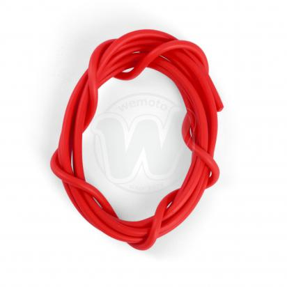 Picture of Electrical Cable Single - 6 Amp - Red 1 Meter