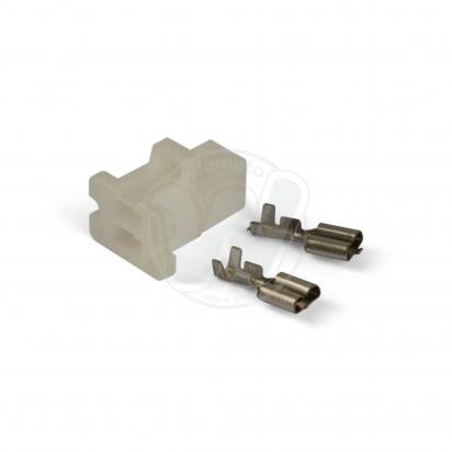 Picture of Electrical Connector Block - Female 2 Terminals