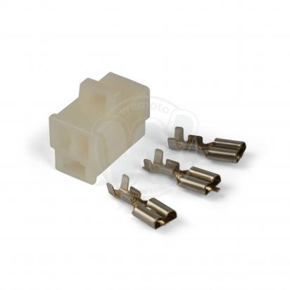 Picture of Electrical Connector Block - Female 3 Terminals