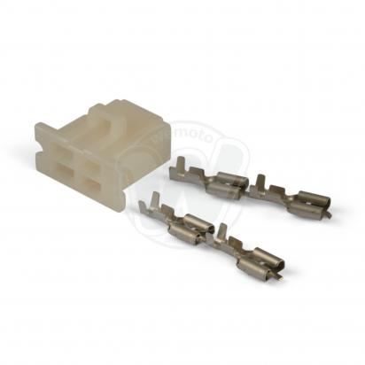 Picture of Electrical Connector Block - Female 4 Terminals