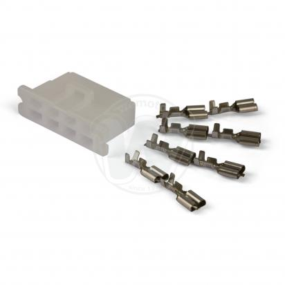 Picture of Electrical Connector Block - Female 8 Terminals