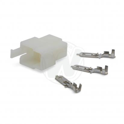 Picture of Electrical Connector Block - Male 3 Terminals