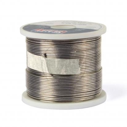 Picture of Solid Solder Wire - 60% Tin 40% Lead Alloy