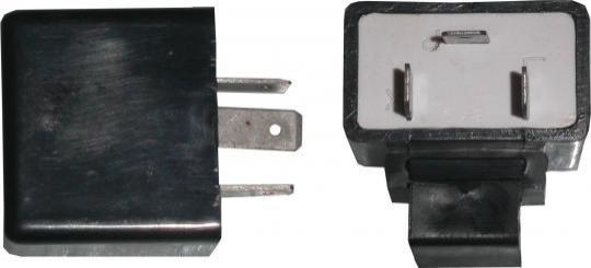 Picture of Flasher Relay 12V up to 23W 3 Pin