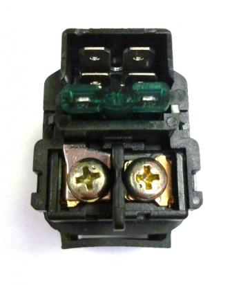 Picture of Starter Solenoid Relay 12V / 30 Amp Fuse / 4 Pins Connector