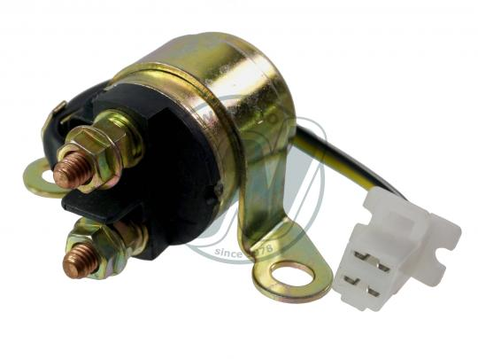Picture of Superbyke RMR 125 (QM125GY-2B) (Rear Drum Brake) 07-08 Starter Solenoid / Relay