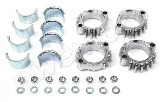 Picture of Exhaust fitting kit Kawasaki Z1000 A1/2/3/4  - Kawasaki Z1R  78-80