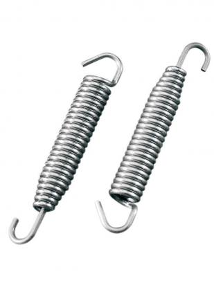 Picture of Exhaust Springs- pair- 54mm