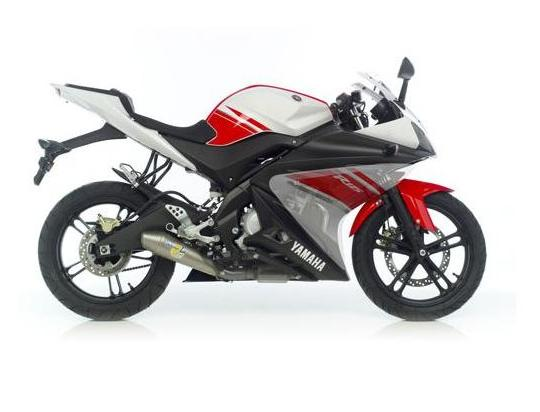 Picture of MMLeo Vince SBK Evo II - Oval Alloy Can (E-Marked)