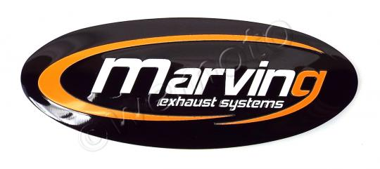 Picture of Replacement Marving Logo Exhaust Badge