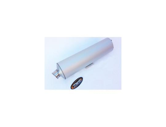 Picture of Marving Yamaha YZF 600 R6 03-05 Silencer - SUPERLINE Oval - Aluminium