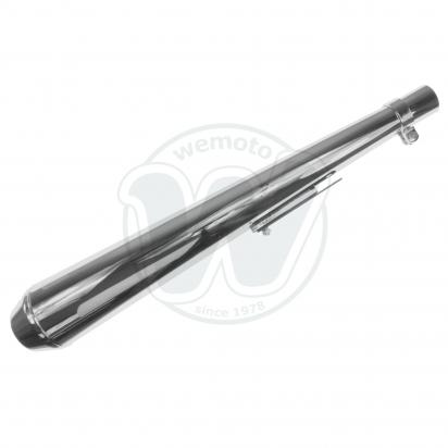 Picture of Exhaust Silencer Universal 42mm-44mm 28 inches Long