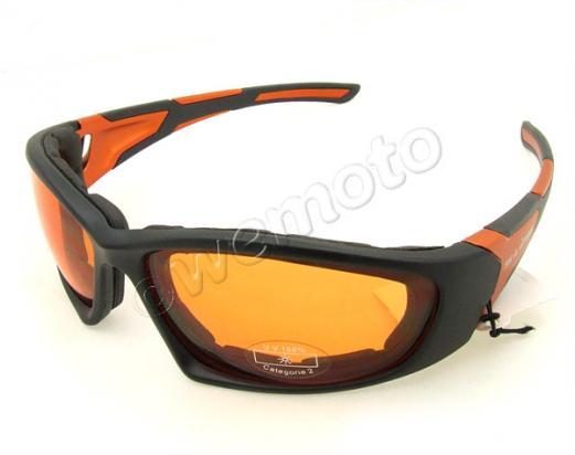 Picture of Sunglasses S-Line Orange with Orange Lens