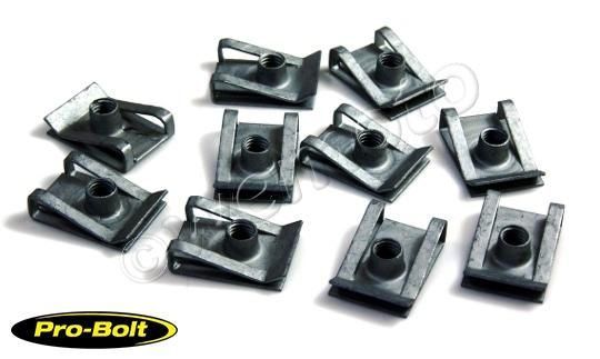 Picture of Pro-Bolt 5mm Chimney Nuts - Pack of 10