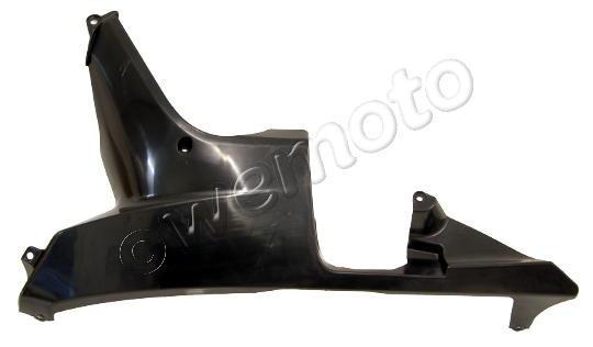 Picture of Honda CBR 600 RR7 07 Fairing - Lower Front Left Side - Unpainted