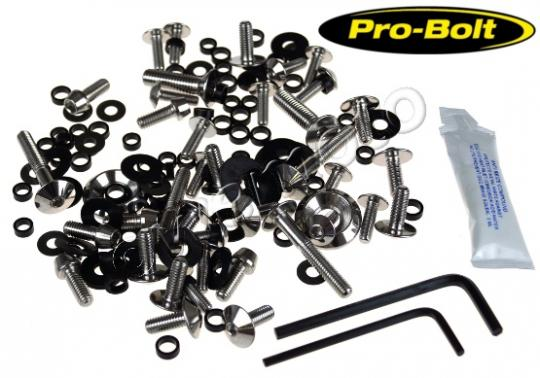 Picture of Pro-Bolt Stainless Steel Fairing Kit GSXR750 J-M 88-91
