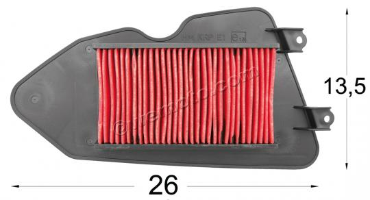 Picture of Honda SCV 100-5 Lead 05 Air Filter