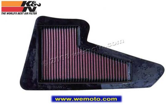 Picture of K&N Air Filter Honda XR650 R 2000-02