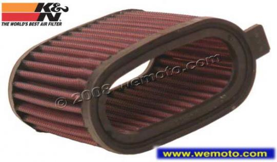 Picture of K&N Air Filter Kawasaki GPX600R 1988-93