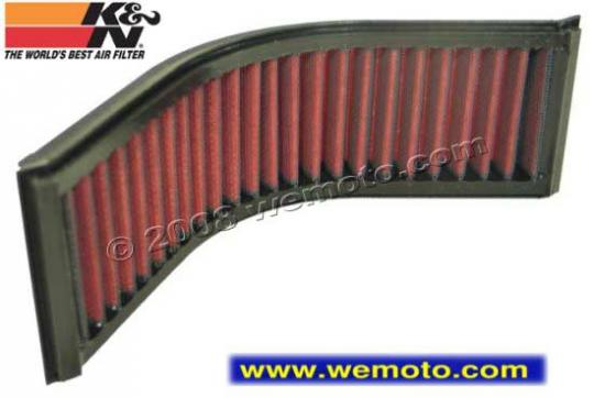 Picture of K&N Air Filter Kawasaki ZX10-R Ninja 2004-05