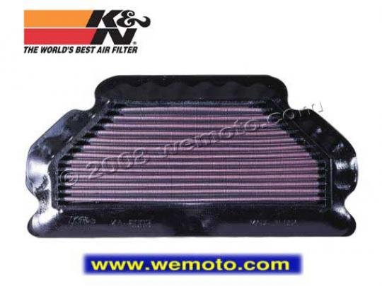 Picture of K&N Air Filter Kawasaki ZX6-RR ZX6-R 2003