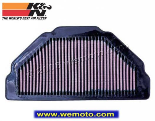 Picture of K&N Air Filter Kawasaki ZX6-R G/J Models 1998-2001