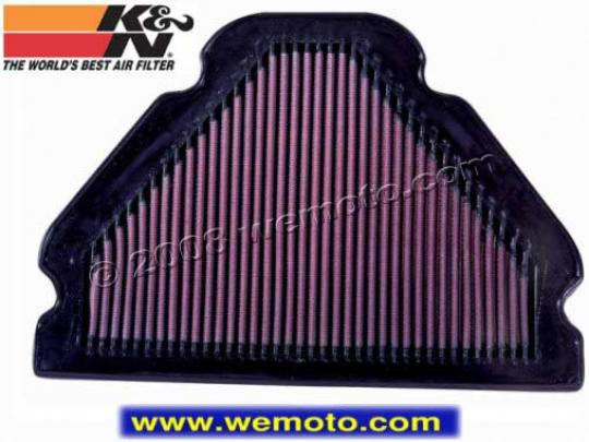 Picture of K&N Air Filter Kawasaki ZX9-R C/E Models