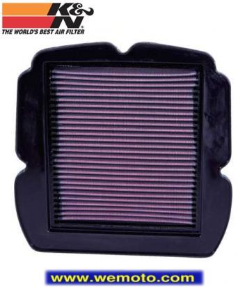 Picture of K&N Air Filter Suzuki SV650 / SV650 S