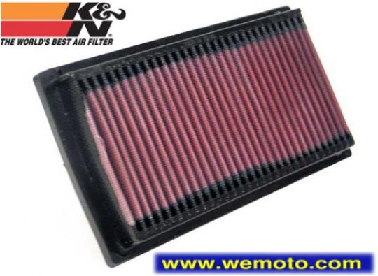 Picture of Yamaha TRX 850 96 Air Filter K&N - Performance and Washable