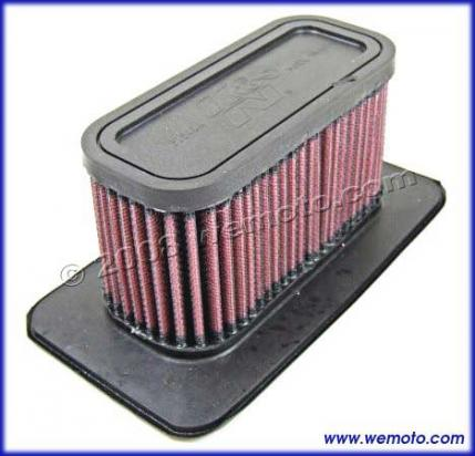 Picture of K&N Air Filter Kawasaki ZXR400 L Models 1991-99