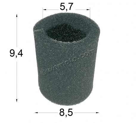 Picture of Air Filter as Honda 17213-383-670