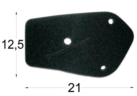 Picture of Air Filter Daelim Cordi 50